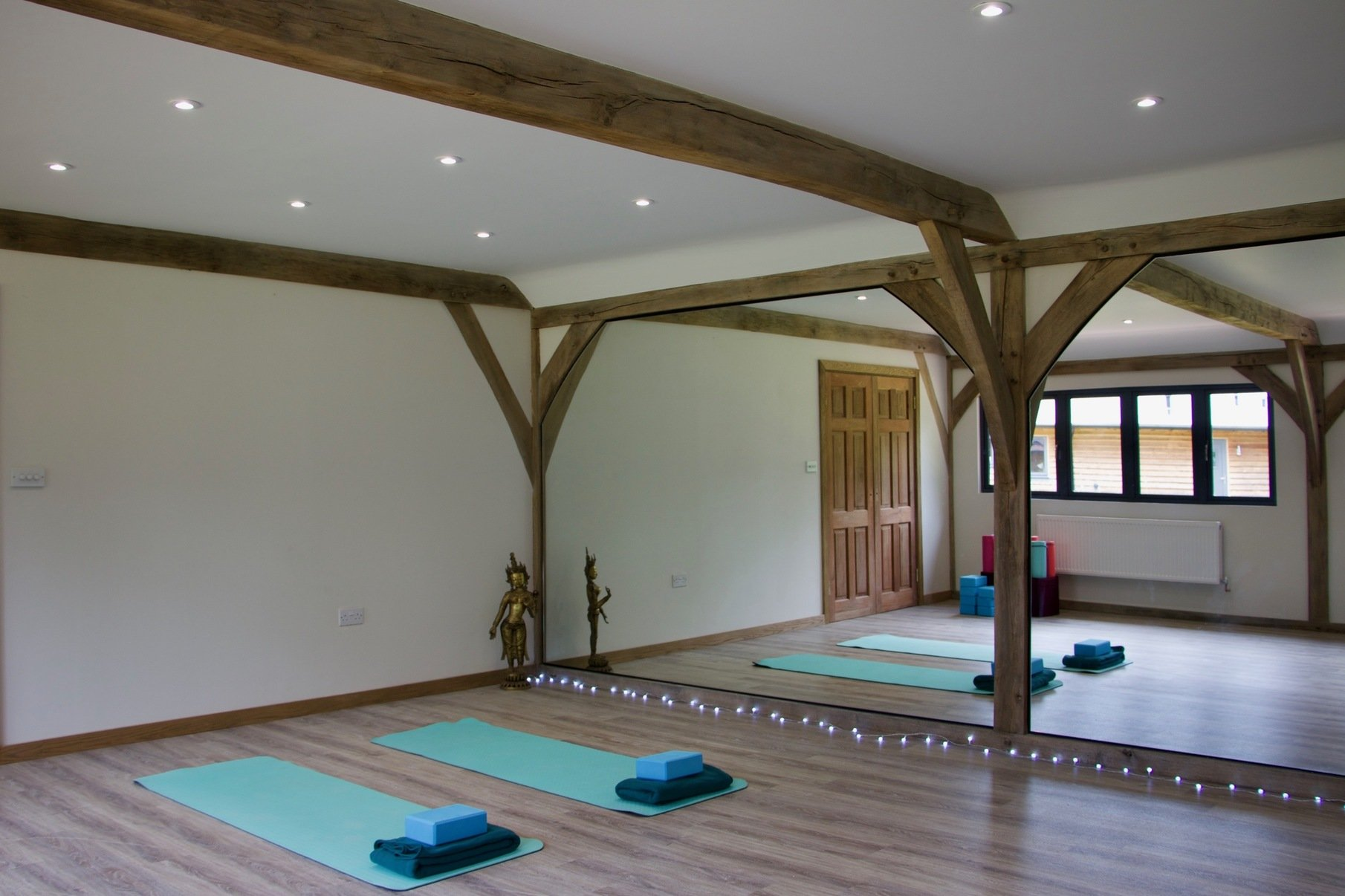 Yoga classes, retreats and running coaching sessions in Shackleford Surrey | ZOGI Yoga